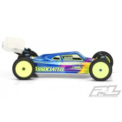 PL3487-25 Carrosserie - 1/10 Buggy - Transparente - Elite - Lightweight - Associated B64 & B64D