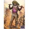 MB35205 Pedro Melgoza Bounty Hunter 1/35