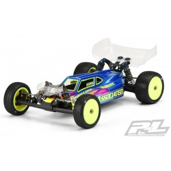 PL3487-30 Carrosserie - 1/10 Buggy - Transparente - Elite - Associated B64 & B64D