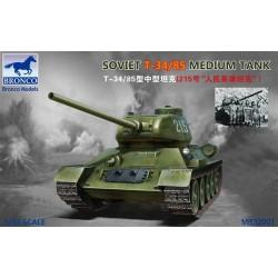 BR32001 Soviet T-34/85 Medium Tank 1/32