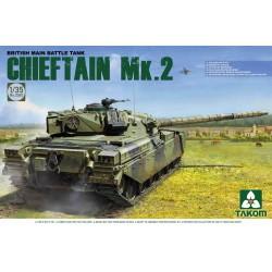 TAK2040 British main Battle Tank Chieftain Mk.2