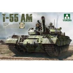 TAK2041 Russina Medium Tank T-55AM