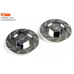 KF2158 Option Part - E4D-MF - Brake Disc (2 pcs)