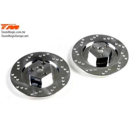 KF2158 Option Part - E4D-MF - Brake Disc (2 pcs)