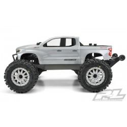 PL3506-00 Carrosserie - 1/10 Truck - Transparente - Chevy Silverado Z71 Trail Boss - pour Stampede 4x4 & PRO-MT 4x4