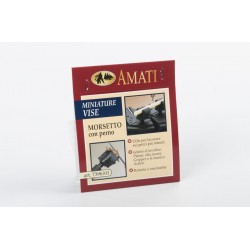 AMA739601 AMATI Etau pour table de travail