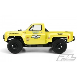 PL3510-00 Carrosserie - 1/10 Short Course - Transparente - 1978 Chevy C-10 - pour Traxxas Slash / AE SC10