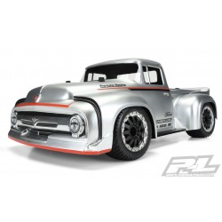 PL3514-00 Carrosserie - 1/10 Truck - Transparente - Ford F-100 1956 Pro-Touring Street Truck - Slash 2wd, Slash 4x4 & 1:10 Rally
