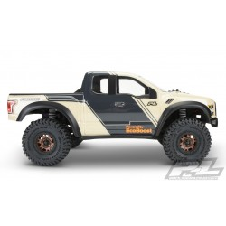 PL3516-00 Carrosserie - 1/10 Crawler - Transparente - Ford F-150 Raptor 2017 - pour 12.3'' (313mm) Wheelbase Scale Crawlers