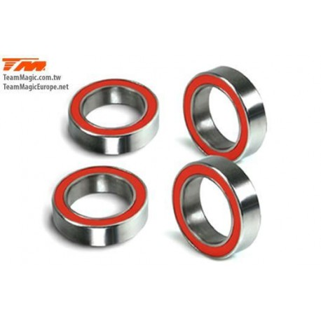 KF40610 Roulements à billes - métrique - 6x10x3mm - ZF Bearing (4 pces)