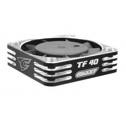 C-53105 Team Corally - ESC High Speed Cooling Fan 30mm - 6v-8,4V - ESC connector - 16000rpm