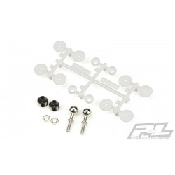 PL4005-07 Spare Part - PRO-MT 4x4 - Pivot Ball Hardware and Shock Pistons
