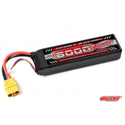 C-49136-X Team Corally - Power Racing 50C - 6700Mah - 3S - 11,1V - XT-90 - Hard Case