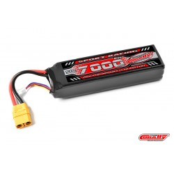 C-49237-X Team Corally - Sport Racing 50C - 7000Mah - 3S - 11,1V - XT-90 - Semi-Soft Case