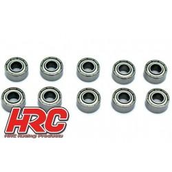 HRC1241 Roulements à billes – métrique - 5x11x5mm (10 pces) (moteurs brushless 1:8)
