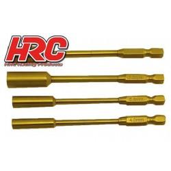 HRC4008A Outil Set - HRC TSW Pro Racing - Clé à tube 4.0 / 5.5 / 7.0 / 8.0mm