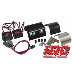 HRC5836 Radiateur moteur - avec ventilateur - Moteur 1/8 avec diamètre de 40-42mm - Freezer