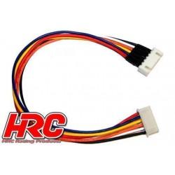 HRC9164XX6 Prolongateur de câble - JST XH(F) - XH(M) Balancer 5S - 600mm