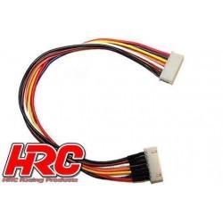 HRC9165XX6 Prolongateur de câble - JST XH(F) - XH(M) Balancer 6S - 600mm