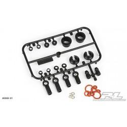 PL6060-01 Pièce Option - Crawler - Set de réparation pour amortisseurs PowerStroke