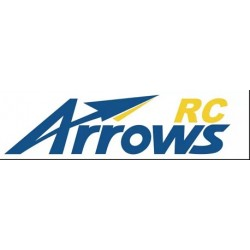 AS-AH0010P-002 Arrows RC - Fuselage - BigFoot - 1300mm