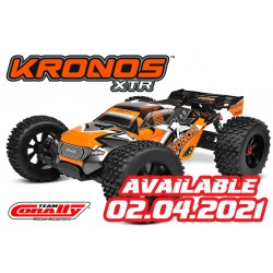 C-00173 Team Corally - KRONOS XTR 6S - Model 2021 - 1/8 Monster Truck LWB - Roller Chassis