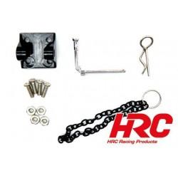 """HRC25251A Pièces de carrosserie - 1/10 Crawler - Scale - Cache-pneu """"US Eagle"""""""