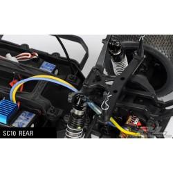TM507128 Pièce détachée - E4RS II / EVO / JS II / JR II - Axes de suspension internes avants (2 pces)