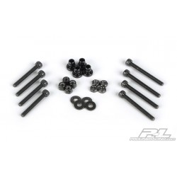 TM507133 Pièce détachée - E4RS II / EVO / JS II / JR II - Axes de suspension internes arrières (2 pces)