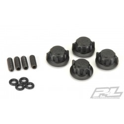 PL6070-02 Support de carrosserie long - Rondelles de rechange - pour Traxxas Slash