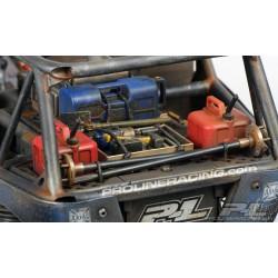TM507151 Pièce détachée - E4RS II / EVO / JS II / JR II - Entretoises de platine de direction (2 pces)