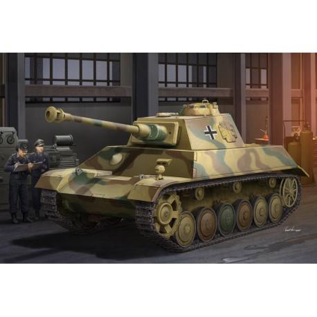 HB80150 PzKpfw III/IV auf Einheitsfahr.1/35