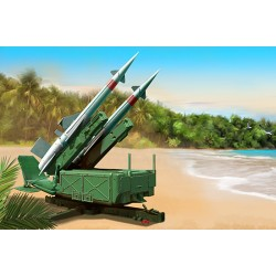 TRU02349 TRUMPETERSoviet 100mm Air Defence Gun 1/35