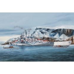 TRU05360 DKM Gneisenau Battle Cruiser 1/350