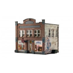 WLS-BR5064 HO Rustic Water Tower