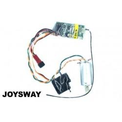 JOY81019 Electronic Set - ESC, 2.4G Receiver, Servo - 2013 V3