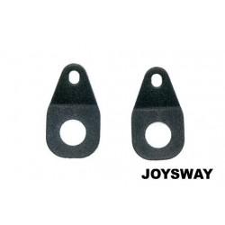 JOY881154 Spare Part - DF95 Mainsheet Bridle Keelboat Fitting (Pk 2)