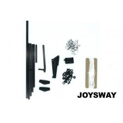 "JOY881181 Spare Part - DF95 Complete ""A"" Rig set W/ new gooseneck & com. strut"