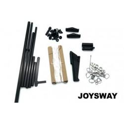 """JOY881183 Spare Part - DF95 Complete """"C"""" Rig set W/ new gooseneck & com. strut"""