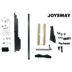 """JOY881184 Spare Part - DF95 Complete """"D"""" Rig set W/ new gooseneck & com. strut"""