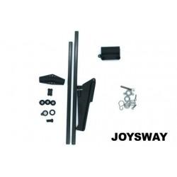 """JOY881185 Spare Part - DF95 Main Boom Pack """"A"""" W/ new gooseneck & com. strut"""