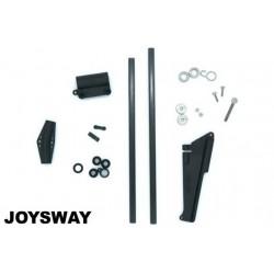 "JOY881186 Spare Part - DF95 Main Boom Pack ""B"" W/ new gooseneck & com. strut"