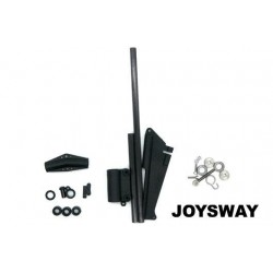 "JOY881187 Spare Part - DF95 Main Boom Pack ""C"" W/ new gooseneck & com. strut"