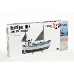 BB0683 Havmagen Fishing Boat 1/30