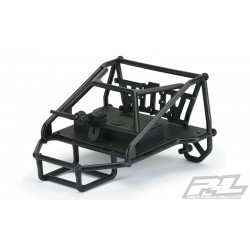 PL6322-00 Carrosserie - 1/10 Crawler - Back-Half Cage for Pro-Line Cab Only Crawler Bodies on SCX10 II, TRX-4,