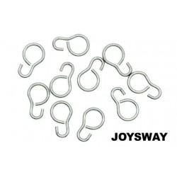 JOY881203 Spare Part - Metal sail clew hook (PK10)