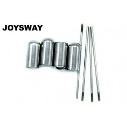 JOY881209 Spare Part - Jib boom counterweight with shaft (PK4)
