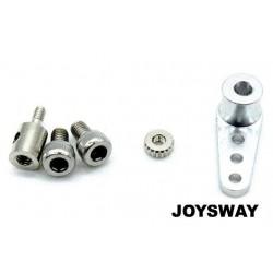 JOY881217 Spare Part - Aluminum alloy rudder arm set