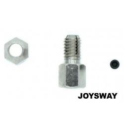 JOY930516 Spare Part - Motor coupler set