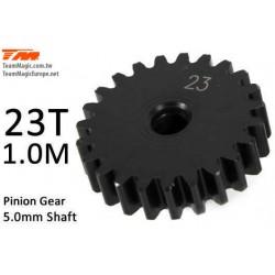 KF6602-23 Pignon - 1.0M / axe 5mm - Acier - 23D